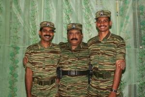 Die Piloten (Foto: LTTE)