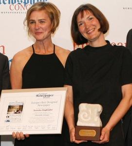 SvD-Girls: Ann Axelsson und Anna W Thurfjell