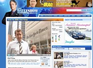 Videotipp: Die Daily Show bei der New York Times