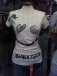 In Schwerte gab's T-Shirts