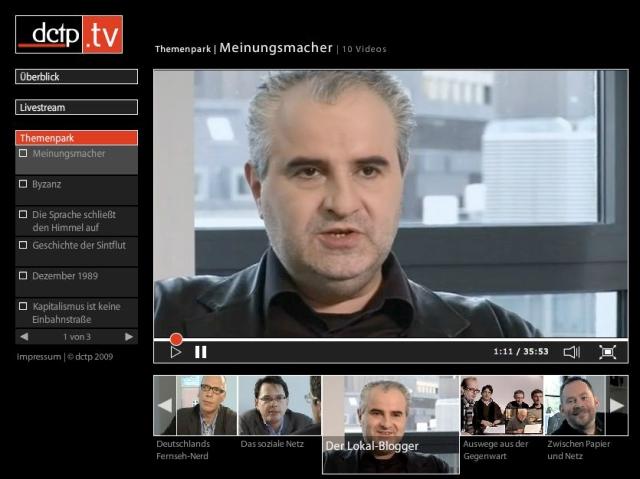Interview mit Stefan Laurin