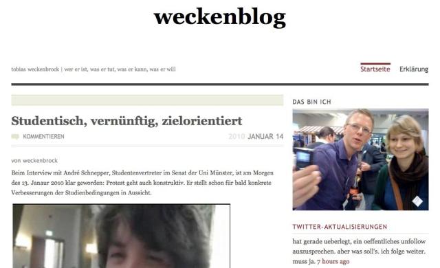weckenblog
